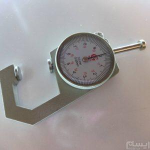 خرید ضخامت سنج ساعتی 0 تا 10 میلیمتری از rctools